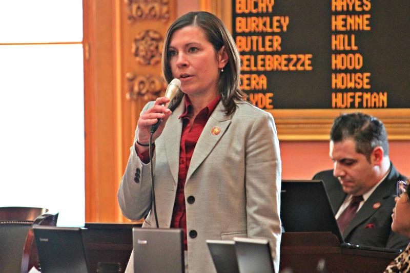 Rep Boggs Announces Unanimous Passage Of Ohio High School Career