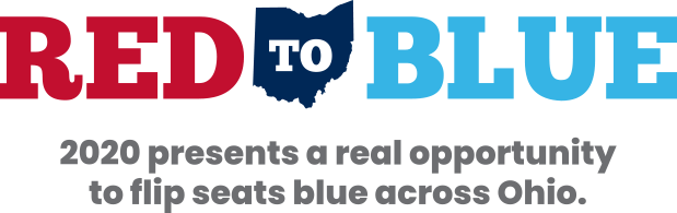 Red to Blue: 2020 presents a real opportunity to flip seats blue across Ohio.
